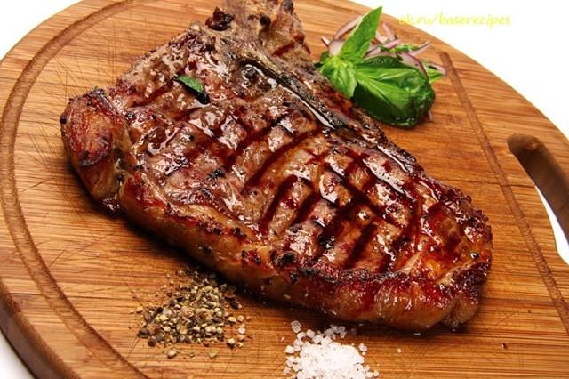 Как замочить мясо в уксусе